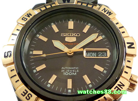SEIKO 5 Sports Special Edition 100M Automatic SRP148K1