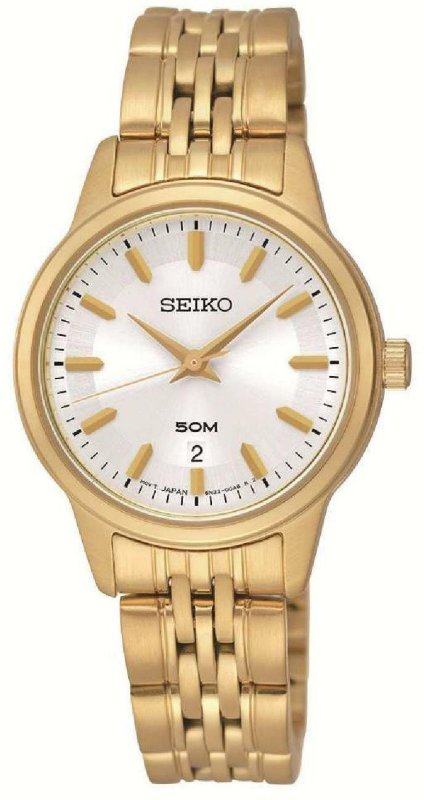 SEIKO Quartz Ladies Classic Collection SUR892P1