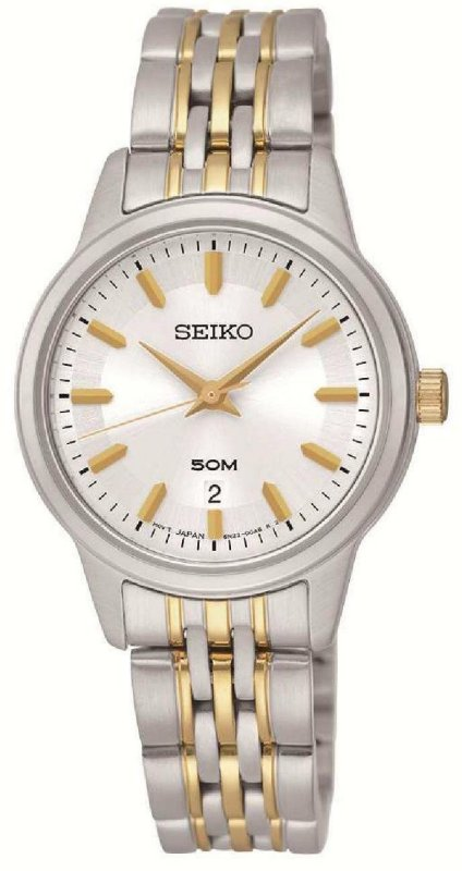 SEIKO Quartz Ladies Classic Collection SUR893P1