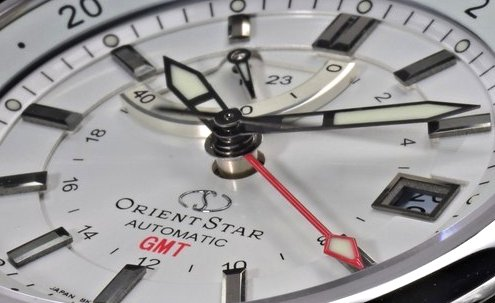 ORIENT STAR Seeker Power Reserve GMT Automatic SDJ00002W (WZ0051DJ)