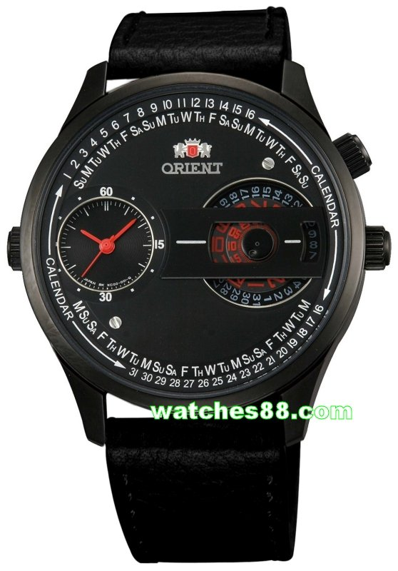 ORIENT Automatic Stylish & Smart Dual Timer Collection XC00002B