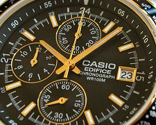 CASIO Edifice Chronograph 100M EF-503SG-1A