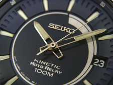 Seiko Criteria Kinetic Autorelay  SMA153