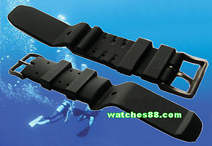 CITIZEN Promaster Diver's Rubber Strap Extension for BJ8040 ,  BJ8041 , NH6930  code: 59-T50044