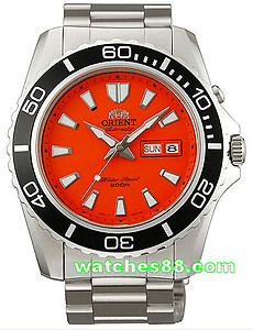 ORIENT MAKO XL 200m DIVING SPORTS FEM75001M