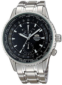 ORIENT Tourist GMT World-Time Power Reserve Automatic CFA02001B