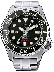 ORIENT Pro Saturation Professional Diver's 300M Power Reserve CFD04001B