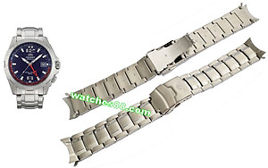 Orient original 20mm solid stainless steel bracelet for CFE04001B & Etc.
