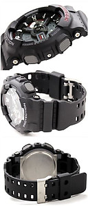 CASIO G-SHOCK Stealth Black GA-110-1A