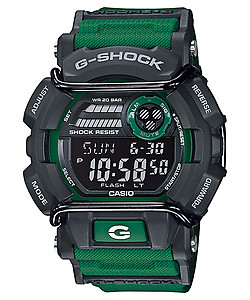 CASIO G-Shock Rugged Collection GD-400-3D