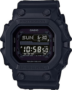 CASIO G-SHOCK Tough Solar Black Out Series GX56BB-1