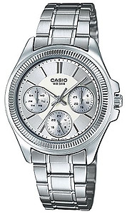 CASIO Multi-Hand Ladies Collection LTP-2088D-7AV