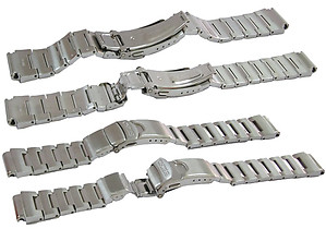 SEIKO 22mm Solid Stainless Steel Diver's Bracelet for SRP637, SRP639 & etc Code: M0JT211J0