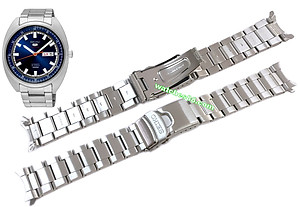 Seiko 22mm Solid Stainless Steel Bracelet for SRPB15, SRPB17, SRPB19 & etc. Code: M0KWK13J0