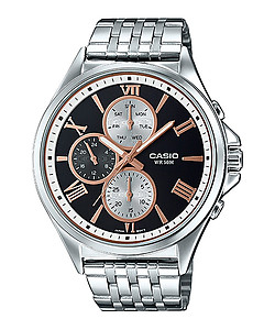 CASIO Men Multi Function MTP-E316D-1A