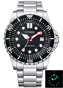 CITIZEN Promaster Marine Sport mechanical 100M NJ0120-81E