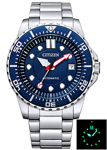 CITIZEN Promaster Marine Sport mechanical 100M NJ0121-89L