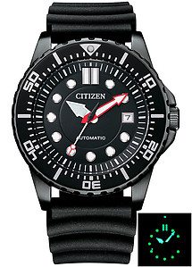 CITIZEN Promaster Marine Sport mechanical 100M NJ0125-11E