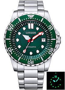 CITIZEN Promaster Marine Sport mechanical 100M NJ0129-87X.
