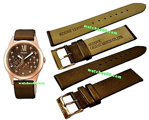 Orient 19mm Genuine Strap for CDB01009T Code: QUDDVK