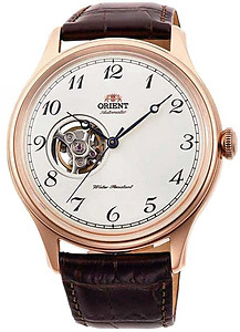 ORIENT Classic Open Heart Automatic RA-AG0012S