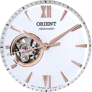 ORIENT Fashionable Ladies Open Heart Automatic RA-AG0020S