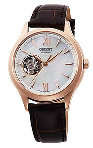 ORIENT Fashionable Ladies Open Heart Automatic RA-AG0022A