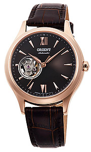 ORIENT Fashionable Ladies Open Heart Automatic RA-AG0023Y