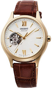 ORIENT Fashionable Ladies Open Heart Automatic RA-AG0024S