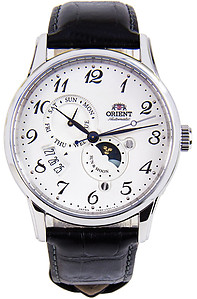 ORIENT Sun & Moon Classic Automatic Sapphire Collection RA-AK0003S