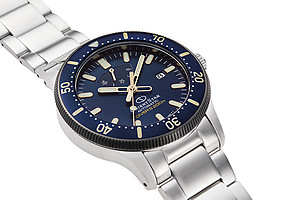 ORIENT STAR Diver's Limited Edition 1200pcs 200M Mechanical RE-AU0304L (RK-AU0304L)