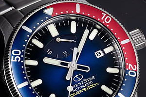 ORIENT STAR Diver's 200M Mechanical Power Reserve RE-AU0306L
