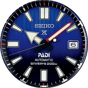 SEIKO PROSPEX PADI The Modern Re-interpretation Diver's 200m SPB071J1