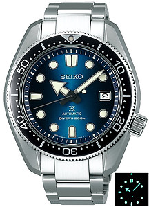 SEIKO PROSPEX Great Blue Hole Special Edition  Diver's 200m SPB083J1