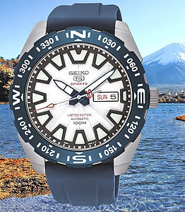 SEIKO Mt Fuji World Heritage Limited Edition Automatic SRP783K1