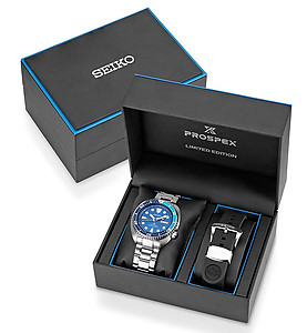 SEIKO PROSPEX Turtle -Blue Lagoon Limited Edition Diver's Automatic SRPB11K1