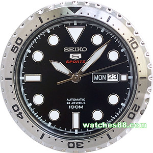 SEIKO 5 Sports Bottle Cap 100M Automatic SRPC61K1