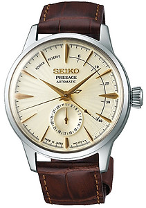 SEIKO PRESAGE Cocktail - Golden Champagne Power Reserve SSA387J1 (SARY107)
