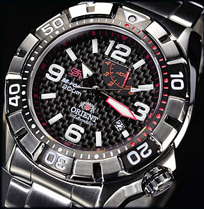 ORIENT x STI M-FORCE 200m Limited Edition 1000pcs SELl03003B (WV0061EL)