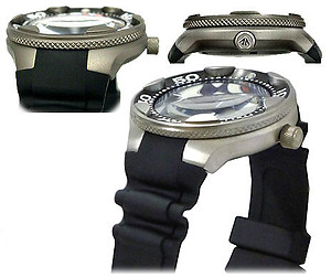 Citizen Promaster Diver's Rubber Strap for BN0015 & BN0016 Code: 59-S51058