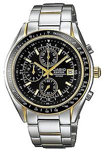 ffe0814ec CASIO Edifice Chronograph 100M EF-503SG-1A