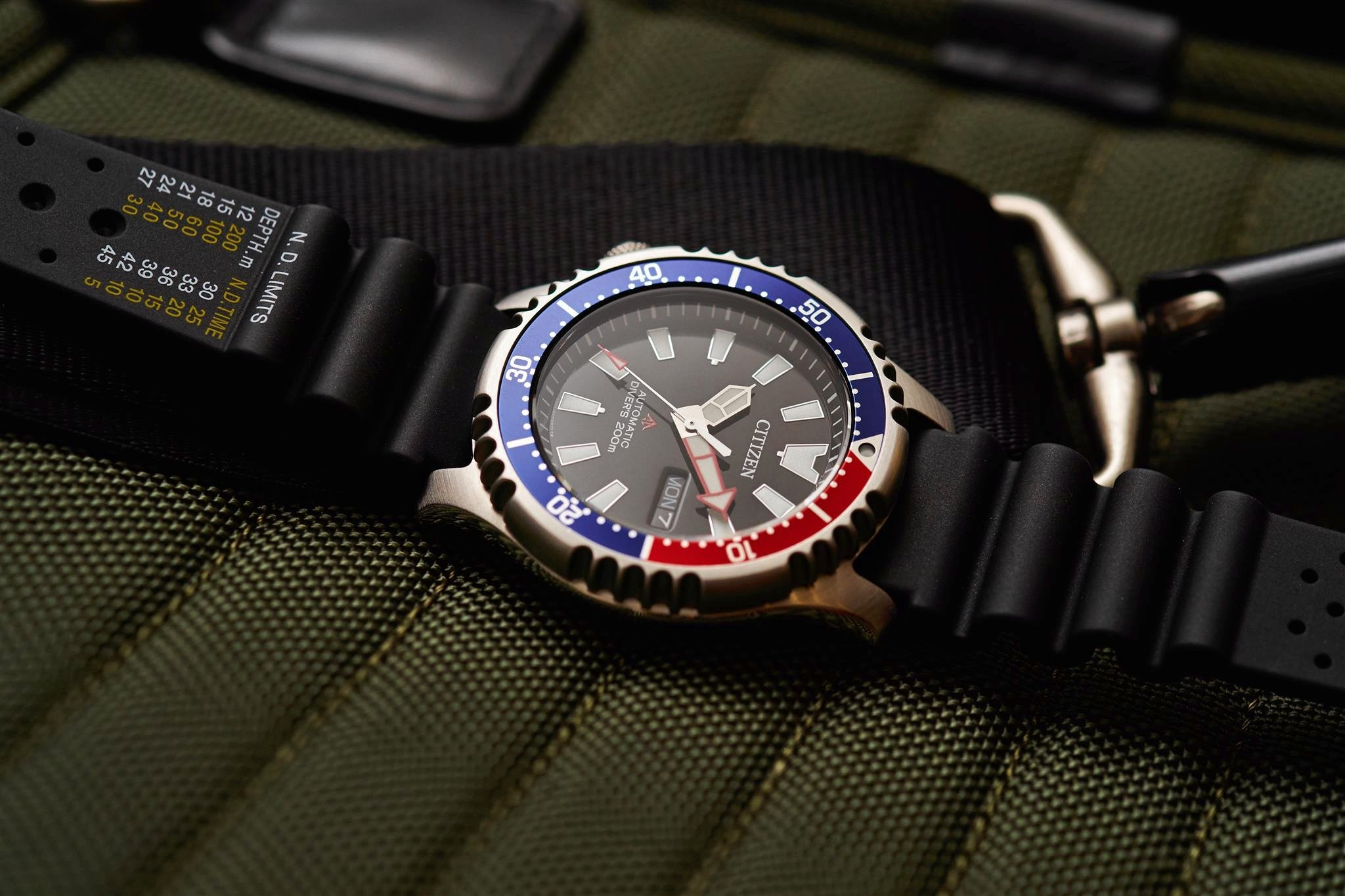 CITIZEN PROMASTER FUGU