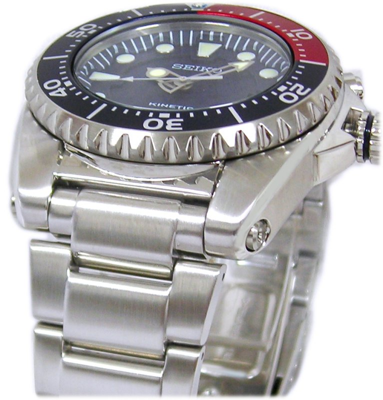 Seiko 20mm Diver's solid stainless steel bracelet for SRP043, SKA367, SKA369 Code:35J5JG