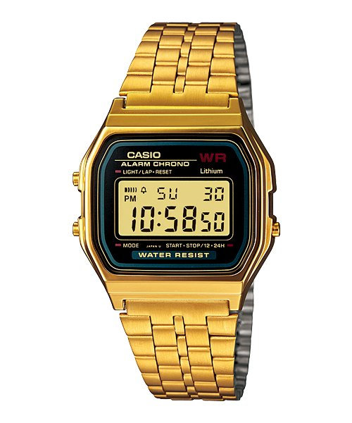 CASIO Classic Digital A159WGEA-1