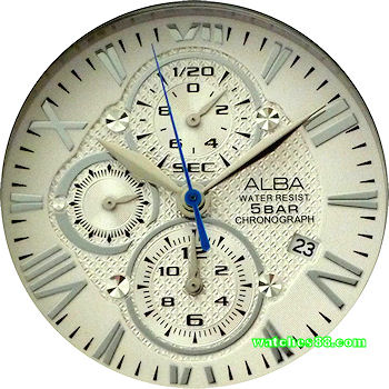 ALBA Sign-A Collection Chronograph AF8M41X1