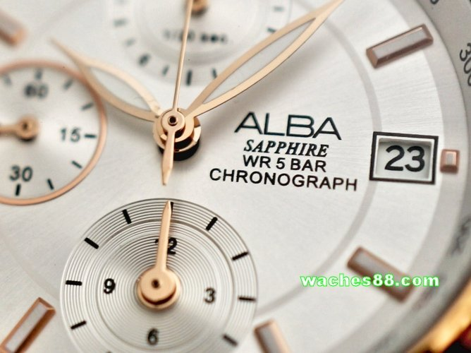 Alba Fashion Shire Collection Chronograph Af8r62x1