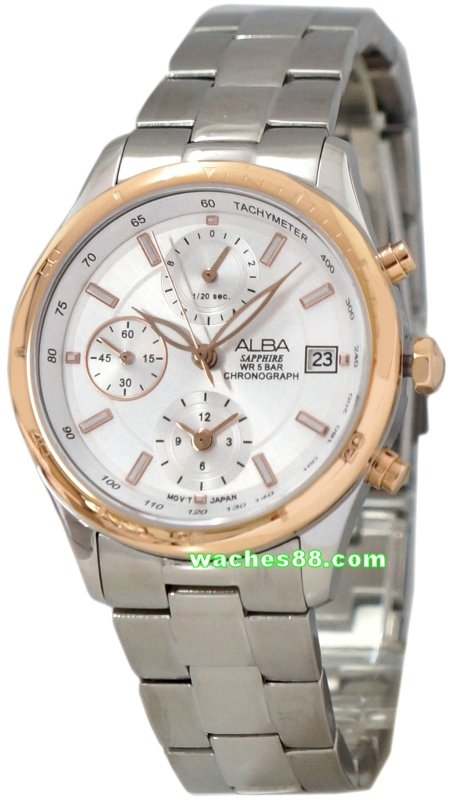 ALBA Fashion Sapphire Collection Chronograph AF8R62X1
