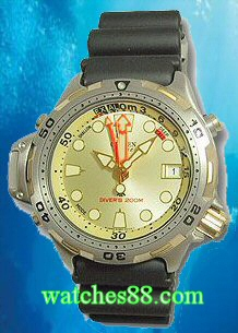 be3c5f4e9 watches88. CITIZEN Promaster Analog Aqualand Diver's 200M AL0024-06P