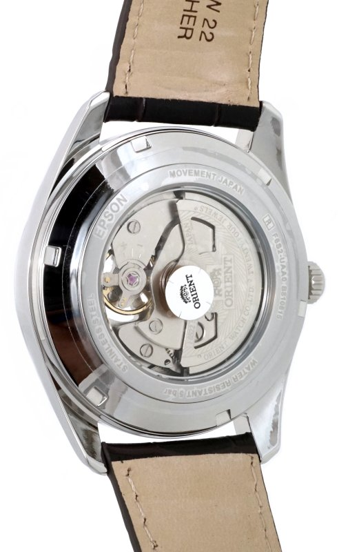ORIENT Contempory Open Heart Automatic RA-AR0005Y (RN-AR0004Y)