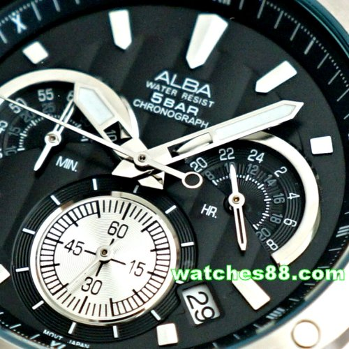 ALBA Flagship Collection Chronograph AU2079X